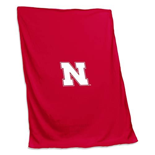 Nebraska Huskers Blanket Throw - Nebraska Cornhuskers Sweatshirt blanket