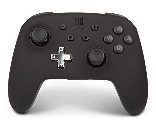 PowerAEnhanced Wireless Controller for Nintendo Switch - Black