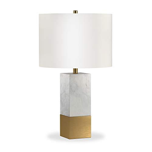 (Henn&Hart TL0048 Italian Brass Lamp, One Size Gold)