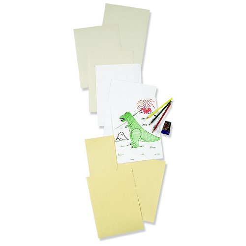 PACON CORPORATION WHITE DRAWING PAPER 12 X 18 (Set of 3)