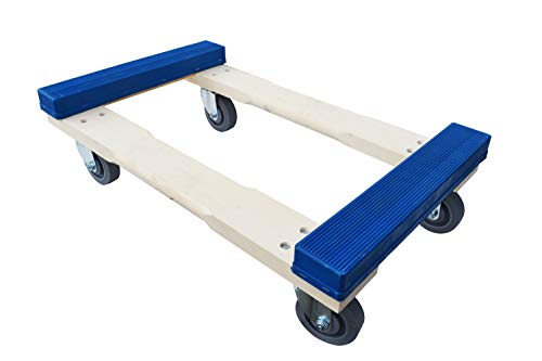 - Forearm Forklift RCTE-C40 Pro Grade Heavy Duty Moving Dolly with with Rubber Caps | 900 Pound Capacity | 18