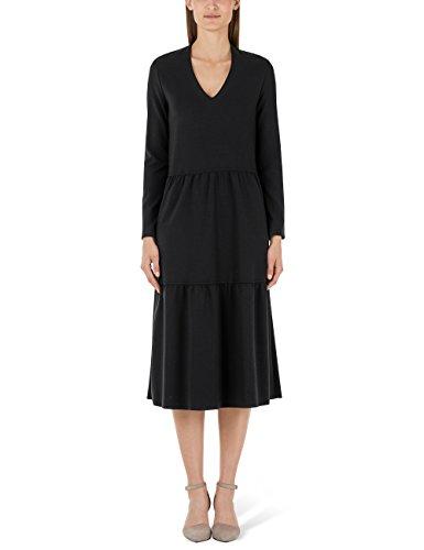 Schwarz Kleid Damen Cain Black 900 Marc Collections IwqfAcn7
