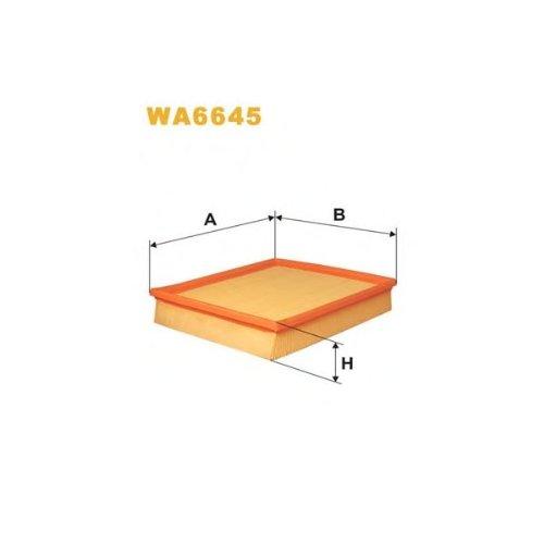 Wix Filter WA6645 Air Filter: