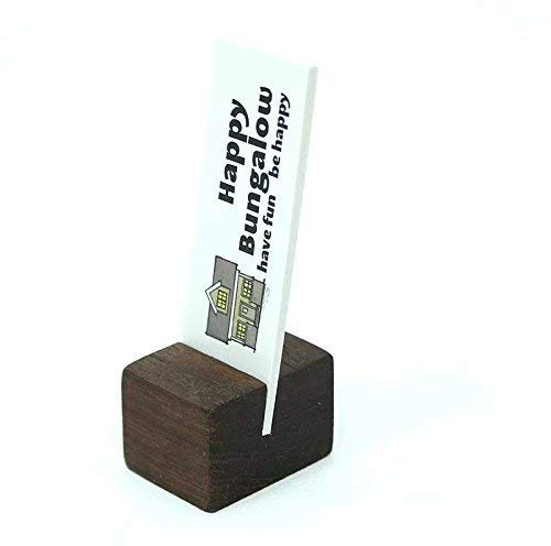 Amazon Mini Business Card Holder Handmade
