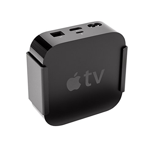 HIDEit ATV 4-2015 Wall Mount for 4th Generation Apple TV | Made in The USA