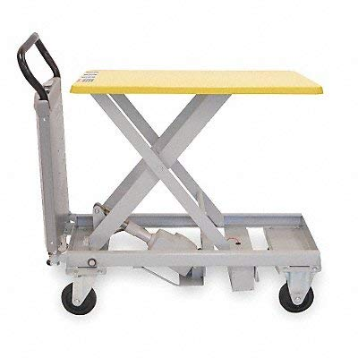 Southworth Dandy Lift Powered Lift Tables - 330-Lb. Capacity - 20X31-1/2