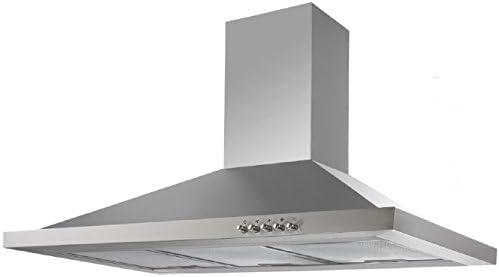 recirculación Juego: Campana + Filtro PKM 9090 – 2H 90 cm + Filtro de carbón activo cf130: Amazon.es: Grandes electrodomésticos