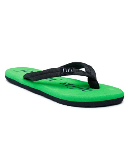 e2c831d46 Foot n Style Daily Wear Slipper for Men/Colour: Green: Buy Online at Low  Prices in India - Amazon.in
