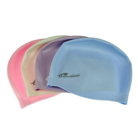 Hat Diver (US Divers Lady Silicone Swim Cap Navy Blue)