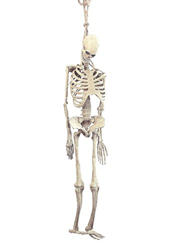 Bristol Novelty HI060 Skeleton, Beige, One Size -