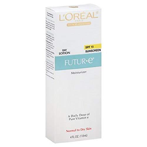 L'Oreal Paris Skin Expertise Future Moisturizer + a Daily Dose of Pure Vitamin E, SPF 15 4 oz