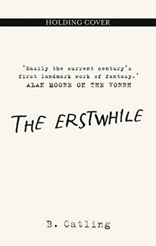 book cover of The Erstwhile