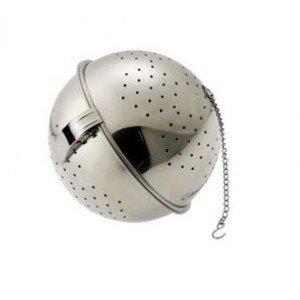 Sfera ha riso acciaio inox 14cm 18/10Codice 3355 A.K TRADING ®