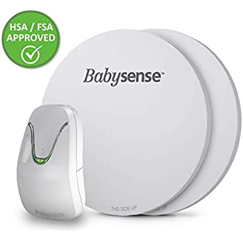 Amazon Com New Babysense 7 Under The Mattress Baby