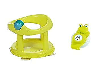 Safety 1st Swivel Bath Seat, Lime 32110141