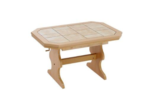 couchtisch mika delife couchtisch beton stahl home 24. Black Bedroom Furniture Sets. Home Design Ideas