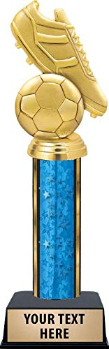 - Crown Awards Soccer Trophy Personalized - 11