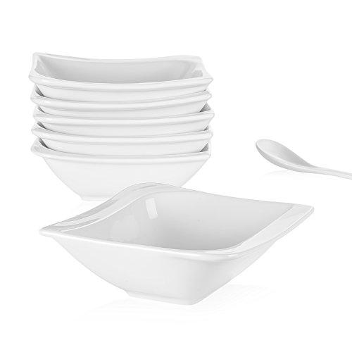porcelain appetizer spoon - 4