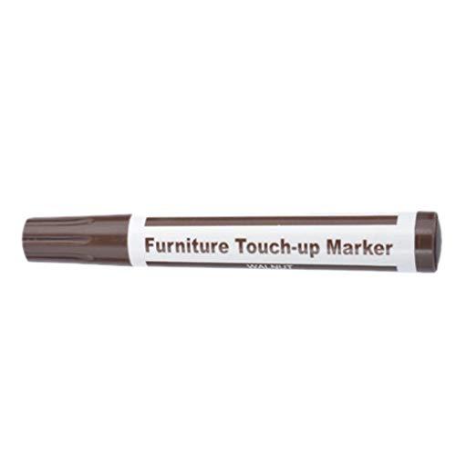 Wood Furniture Repair Pen Marker Pen Wax Scratch Filler Remover Repair Fix 1Pc