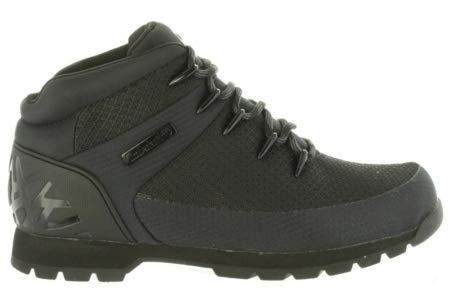Timberland Euro Sprint Hiker Boots A1QHR Black Ripstop Size 7