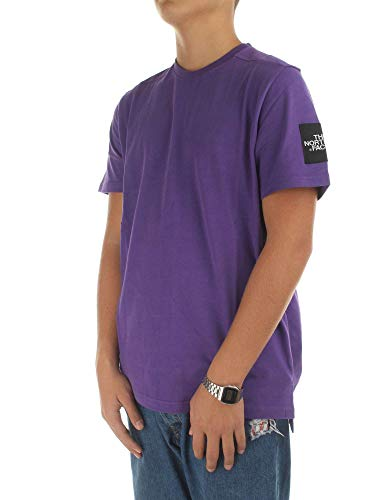 s 2 M S North Tillandsia Fine S Purple Face Tee The BqwZSIx