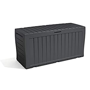 keter marvel plus 270l patio deck box