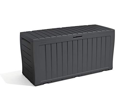 keter marvel plus 270l patio deck box