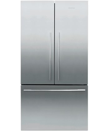 fisher-paykel-rf201adx5-201-cu-ft-bottom-freezer-french-door-refrigerator