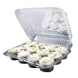 Cupcake Boxes, Cupcake Containers, 12 Pack Cupcake Containers, Set of 12,by the Bakers Pantry by The Bakers Pantry (Image #4)