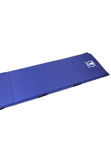ZQ Aufgeblasene Matte/Camping Polster/Schlafpolster ( Blau/Armeegrün ) - Feuchtigkeitsundurchlässig/Wasserdicht - PVC