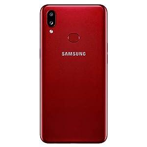Samsung Galaxy A10s (32GB, 2GB RAM) 6.2″ HD+ Infinity-V Display, 13MP+2MP Dual Rear Camera+8MP Front Facing Camera- 4G LTE Dual SIM GSM Factory Unlocked A107M/DS (Latin Specs) (RED, Single SIM)