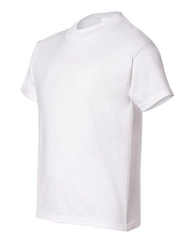 Hanes 5.2 oz Youth COMFORTSOFT HEAVYWEIGHT T-Shirt