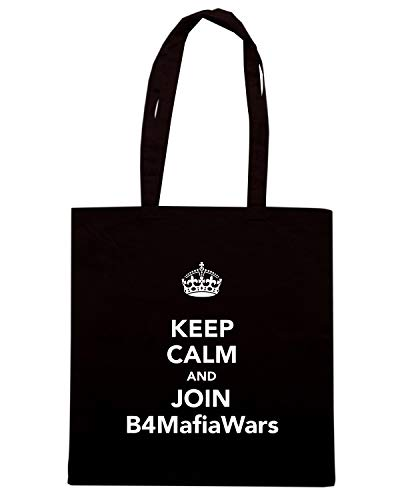 Nera AND Shopper Speed CALM JOIN Borsa B4MAFIAWARS KEEP Shirt TKC0509 atgwqCxOw