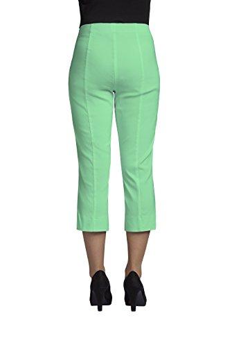 Robell 003Marie Capri Slim Fit pantaloni diversi colori 55cm Ich Will Marie pistazie(185)