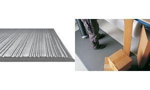 Industrie Teppich miltex industrie teppich yogameter maße 910x1 500 mm amazon de