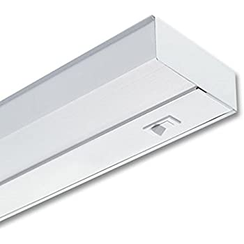 Royal Pacific 8975WH Fluorescent Under Cabinet Light, 12-Inch ...