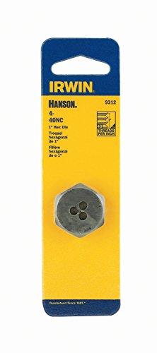 Hanson 9312 Die 4-40 NC 1