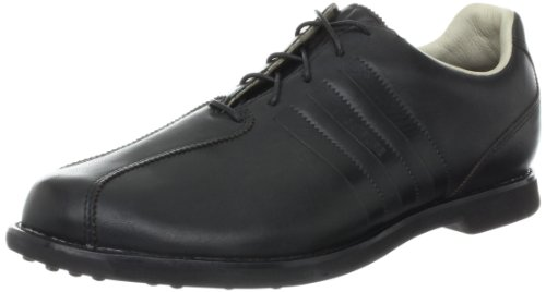 adidas Men's Adipure Z-Cross Golf Shoe,Black/Black/Black,11 M US