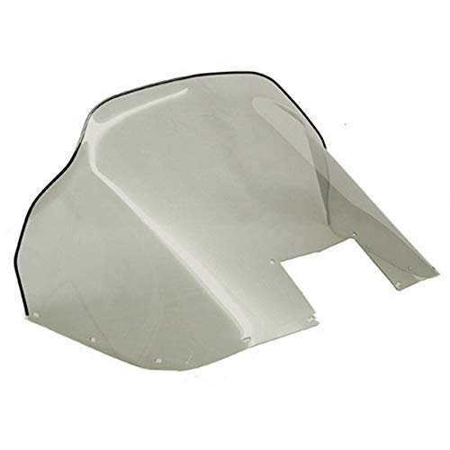 Windshield - Low - 17in. - Smoke For 1993 Arctic Cat Lynx Mountain Cat Snowmobile