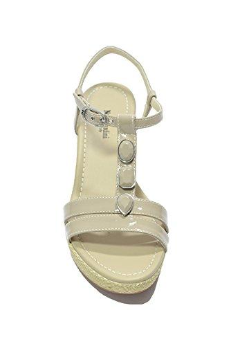 Nero Giardini Sandali zeppa sabbia 5620 scarpe donna P615620D