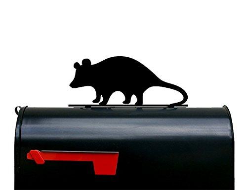Opossum Mailbox Topper / Plaque / Sign - Possum