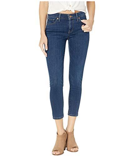 Lucky Brand Women's MID Rise AVA Crop Jean in Trevor, 27W X -