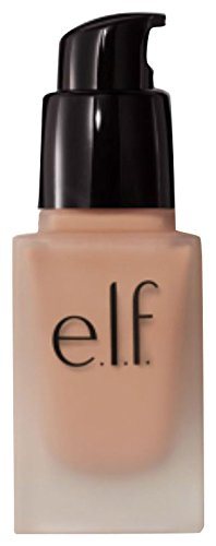 e.l.f. Flawless Finish Foundation, Lightweight Oil Free, Caramel previously Almond, 0.68 Fl Oz