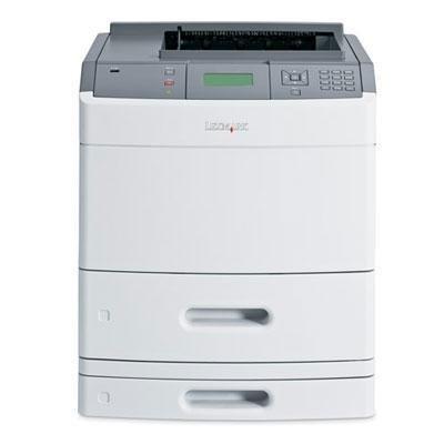 T652dn Mono Laser - T652DN Mono Laser Printer