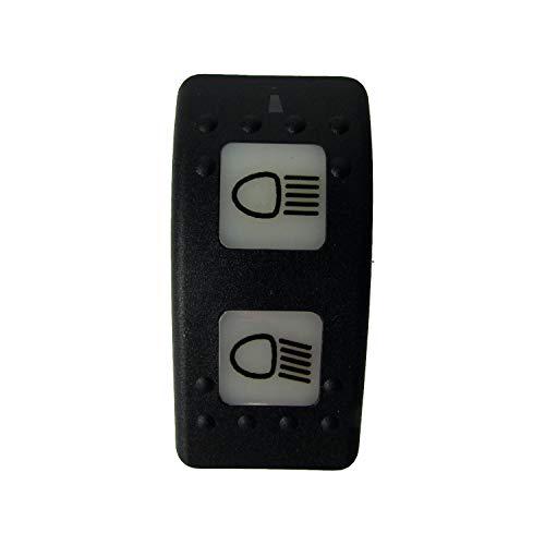 Can Am Commander Maverick 1000R high low beam headlight switch #710001725