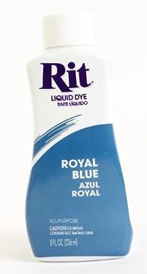 Rit Dye Liquid Fabric Dye, 8-Ounce, Black by Notions - In Network