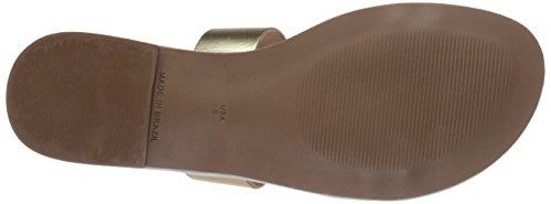 Bc Skor Kvinnor Wee Glid Sandal Guld / Multi