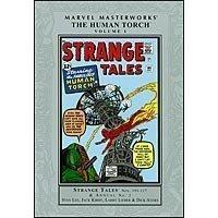 Marvel Masterworks: The Human Torch Vol 1