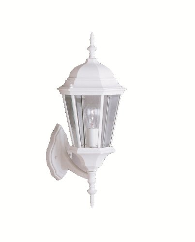 Kichler Lighting 9654WH Madison 1 Light