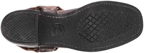 FRYE Men's Harness 12R Fashion Boot, Brown, 10.5M